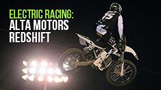 Electric Racing: Alta Motors Redshift