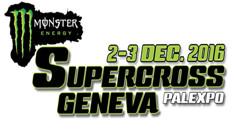 Results Sheet: 2016 Geneva Supercross - Night 1