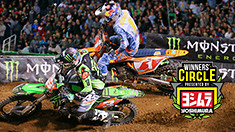 Eli Tomac: 'I don't know who was next to me, but they flinched...'
