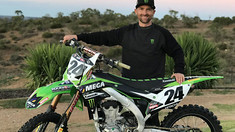 Brett Metcalfe Signs with MEGA Bulk Fuels Monster Energy Kawasaki