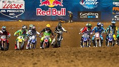 Sounds of the 2015 Muddy Creek Motocross National