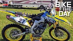 Bike of the Day: Suzook241's '18 RM-Z450
