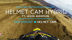 MotoSport.com Helmet Cam ft. Jason Anderson at Pala 