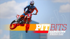 Vital MX Pit Bits: Hangtown Press Day