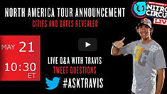 Live Chat with Travis Pastrana Tonight!