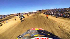 Hangtown MX Race Laps 2013