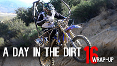 A Day In The Dirt 16 Wrap-Up