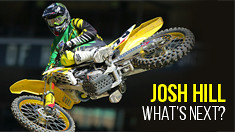 Josh Hill: What's Next?