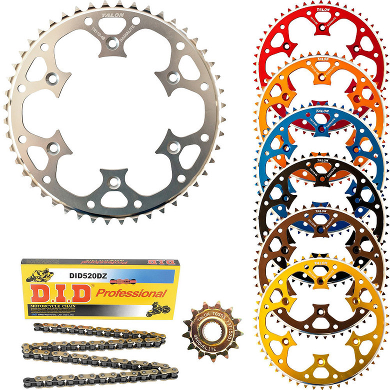 Talon Chain and Sprockets