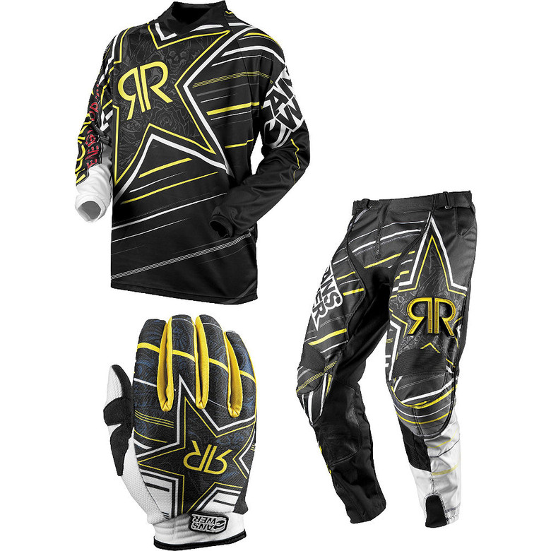 Answer Racing Rockstar Gear