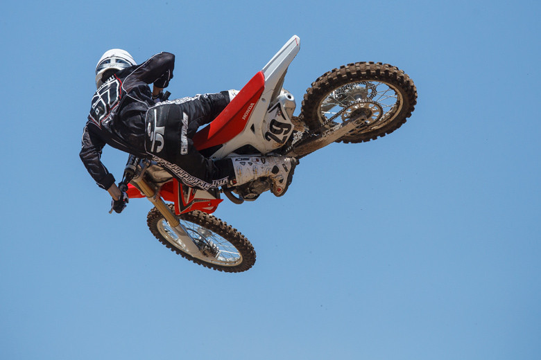 First Look: Inside the 2013 Honda CRF450R