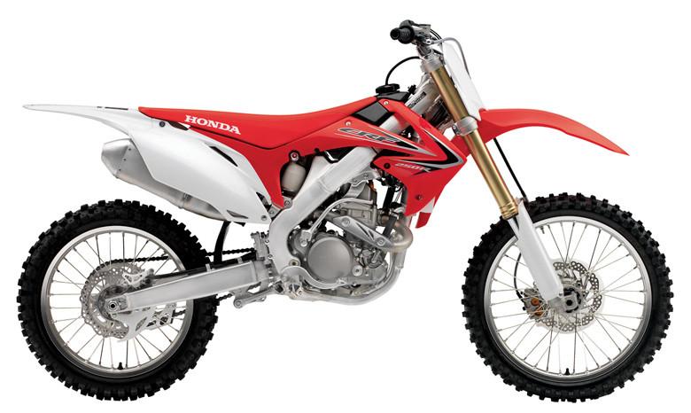 2013 Honda CRF250R and CRF150R/CRF150RB-Expert