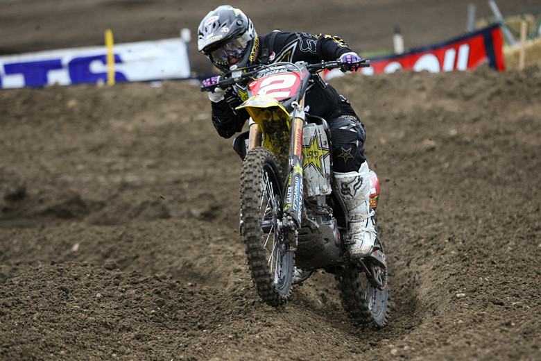 Jessica Patterson now has a 16-point lead in the WMX class.