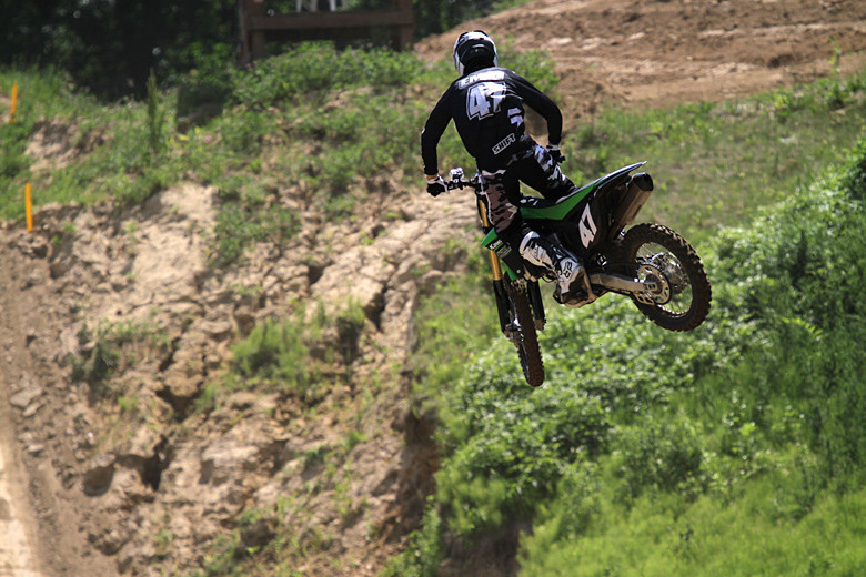 First Look: 2013 Kawasaki KX250F