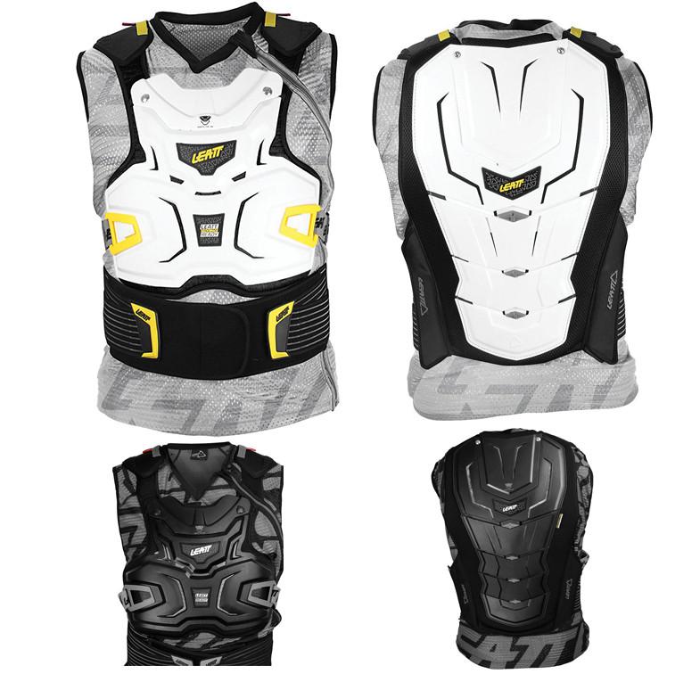 Leatt Fusion 3.0 Neck Brace Vest: Integral safety for MX ...