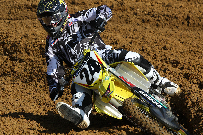 Yoshimura Suzuki Racing's Brett Metcalfe Out For Season