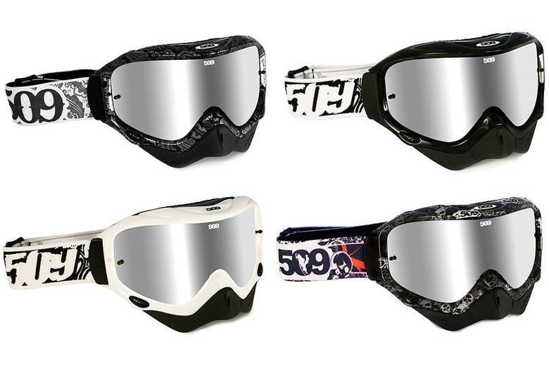 509 Dirt Pro Goggles
