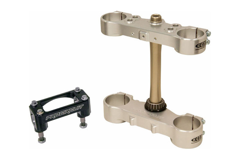 Pro Circuit Triple Clamps