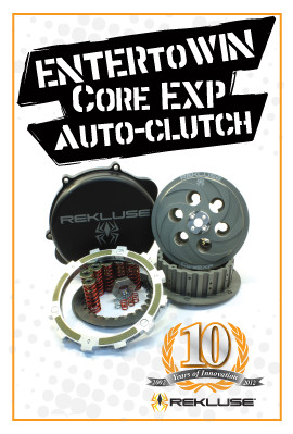Rekluse Core EXP Clutch Give-Away