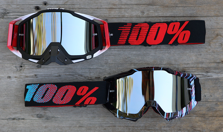 Free Goggles From 100%!