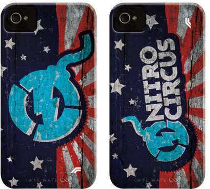 Nitro Circus Phone Cases From Flying Icon