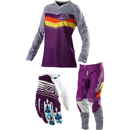 2013 Troy Lee Designs Women's GP Combo - Airway