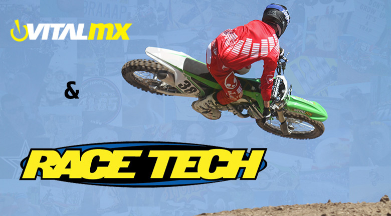 Race Tech Test Rider Contest