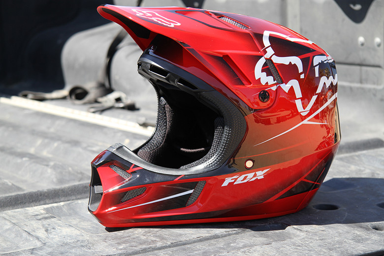 Tested: Fox Racing V4 Helmet
