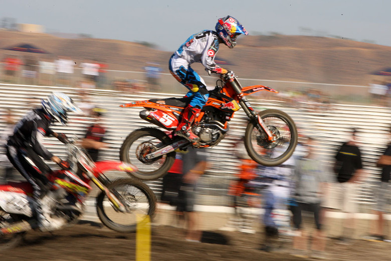 Ryan Dungey.