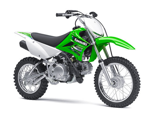2013 Kawasaki KLX110 - $2,249