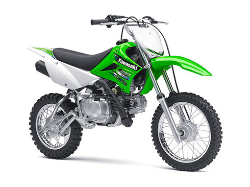 2013 Kawasaki KLX110L - $2,399