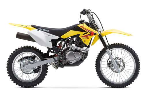 2012 DR-Z125L - $3,099