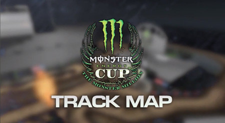 Monster Energy Cup Track Design Finalized