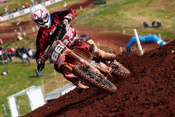 Tombs Storms Little Silver for Maxxis Eighth Overall