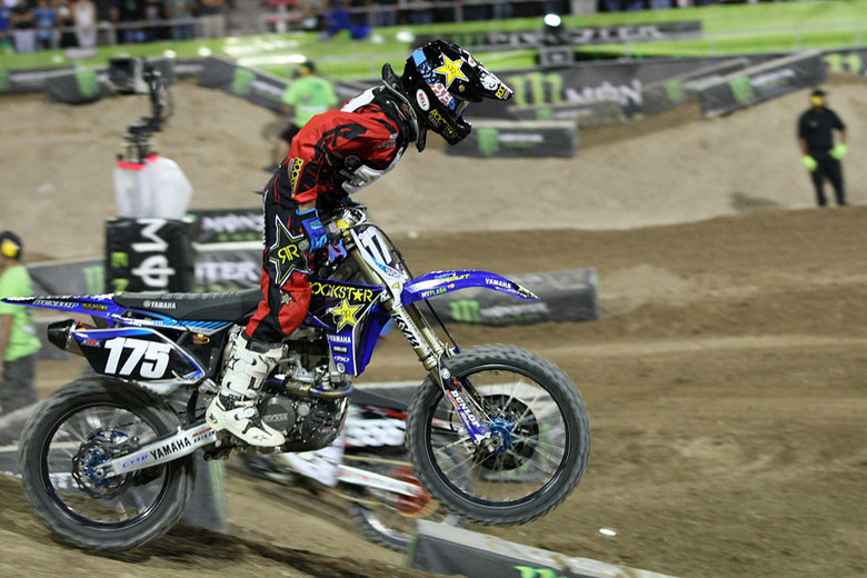 Consistency paid off for Cooper Webb (Star Racing), as he went 3-2 for the overall win.