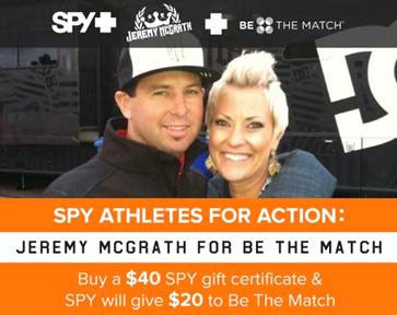 SPY Athletes for Action