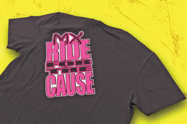 New Product: Race Tech MX Ride for the Cause Tees