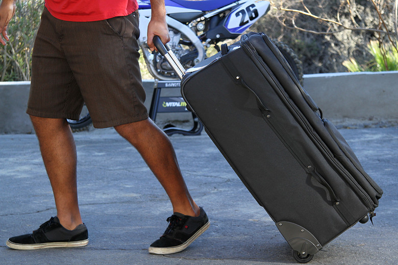 Tested: One Industries Supra Wheelie Gear Bag