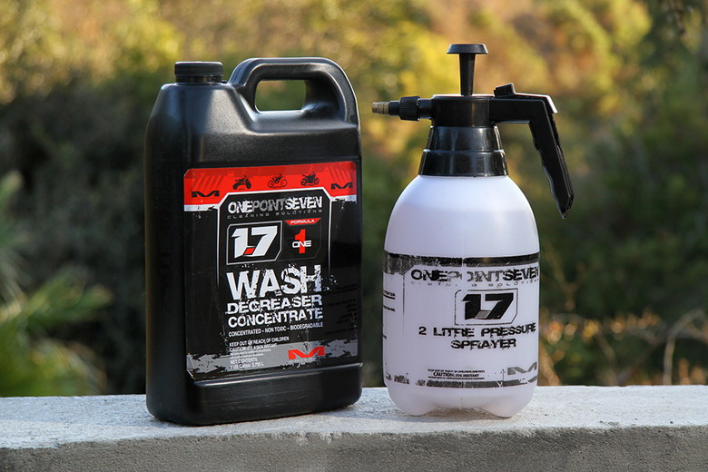 Tested: 1.7 Cleaning Solutions Wash Degreaser Concentrate