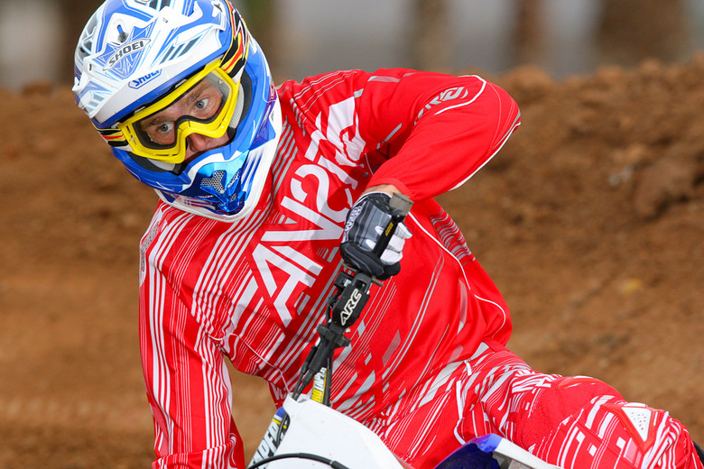 Travis Baker will hold it down for Valli Yamaha.