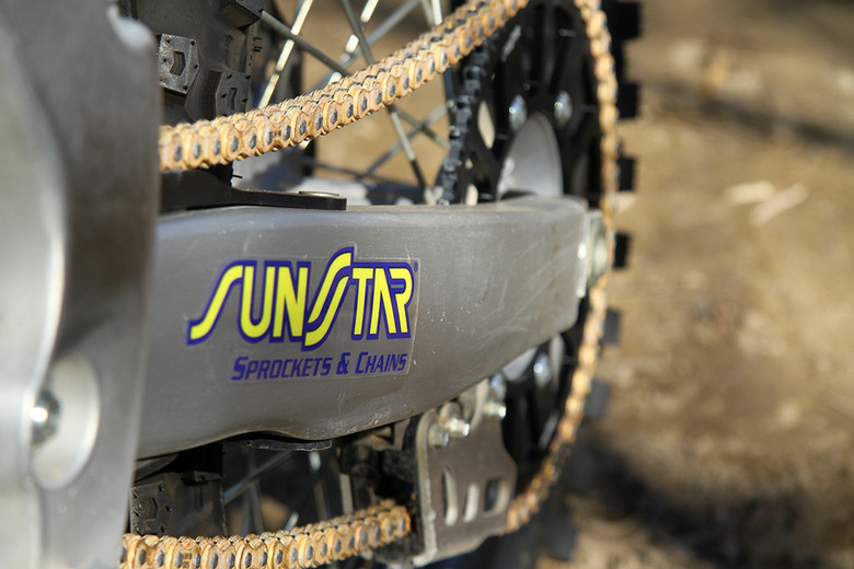 Sunstar Chain & Sprocket Combo