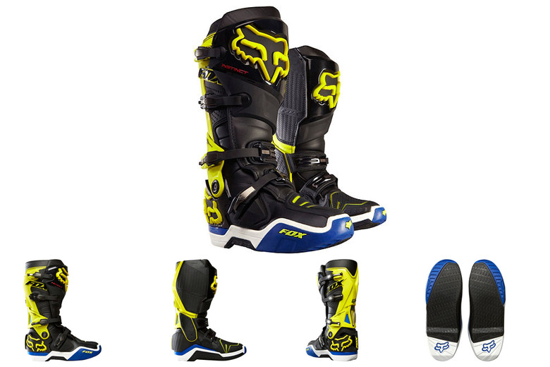 2013 Fox Instinct Reed A1 LE Boots