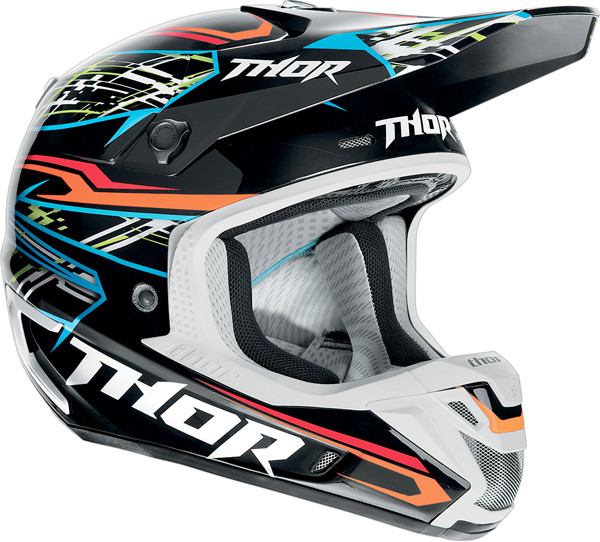 First Look: Thor MX Verge Helmet