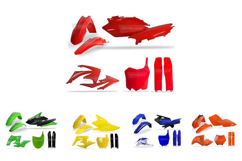 Polisport Complete Plastic Kit