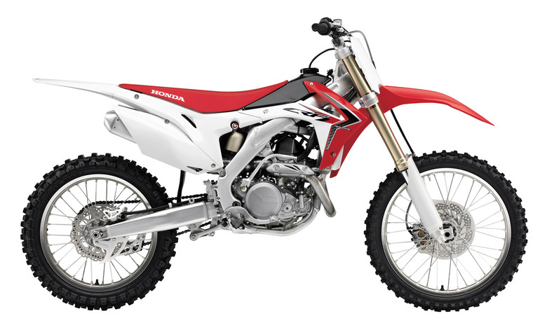 2014 Honda CRF450R. Click image for a larger version.