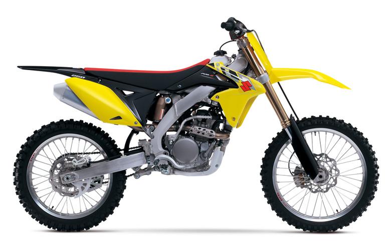 2014 Suzuki RM-Z250.