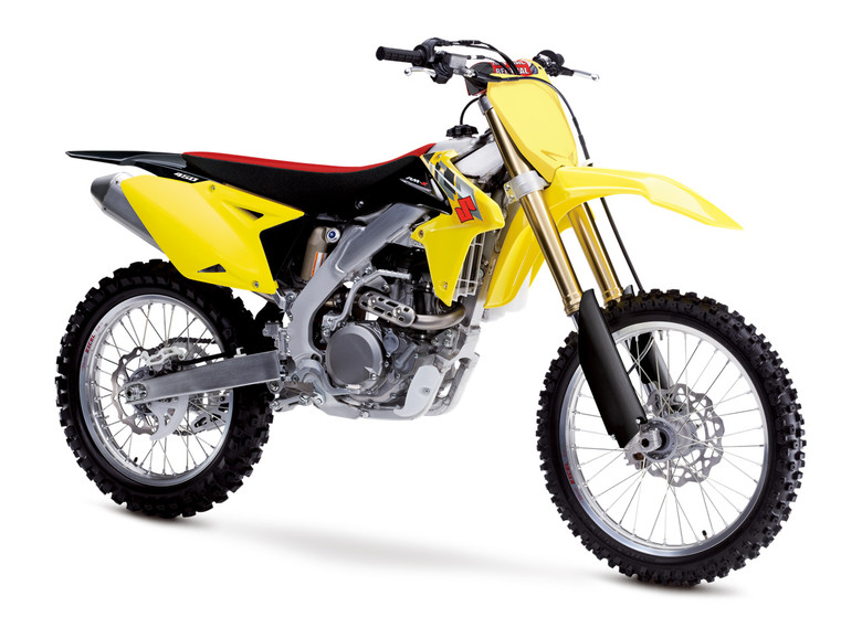 First Look: 2014 Suzuki RM-Z450 and RM-Z250