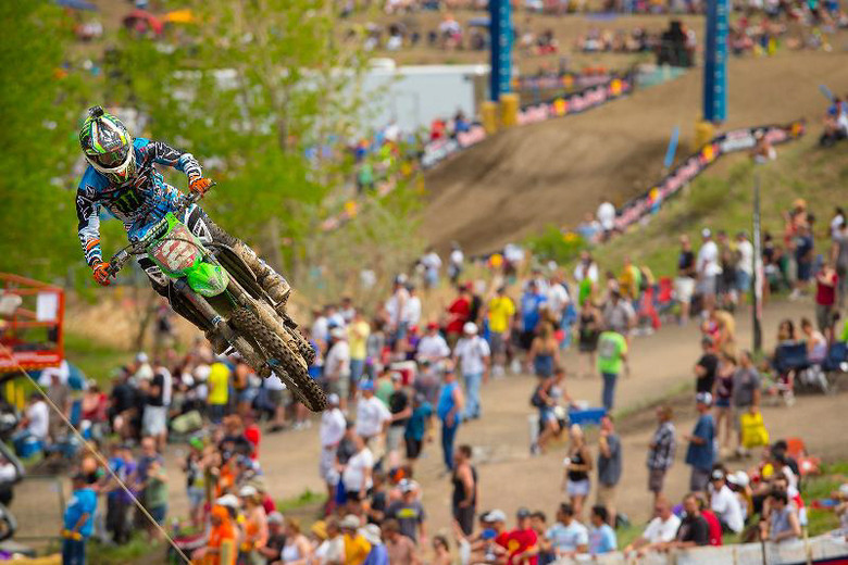 Matrix Concepts Factory Kawasaki Champion Ryan Villopoto