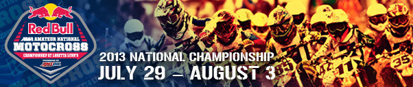 Red Bull AMA Amateur National Motocross Championship to Air Live on NBC‏