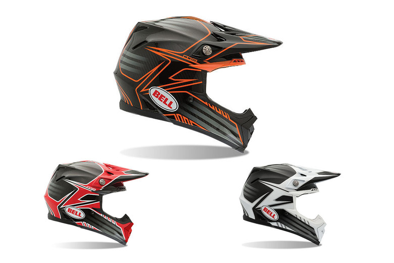 Bell Moto 9 Carbon